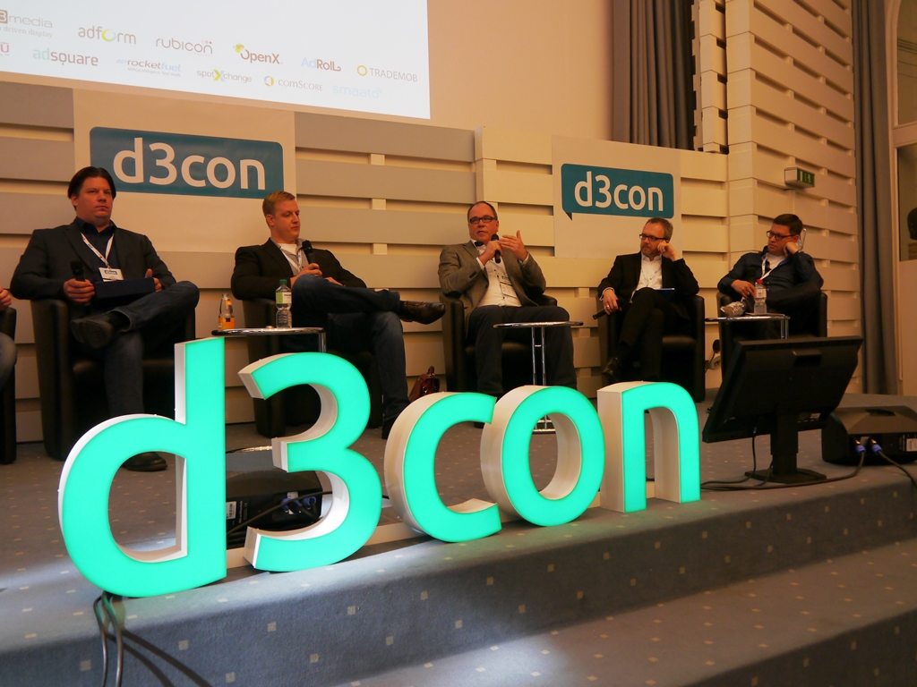 Bericht Recap d3con 2015 Display und Real Time Advertising