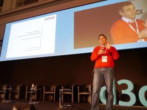 Florian Heinemann fordert auf der d3con 2015 mehr RTA im CRM.
