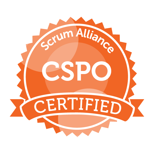 Atilla Wohllebe - Certified Scrum Product Owner CSPO