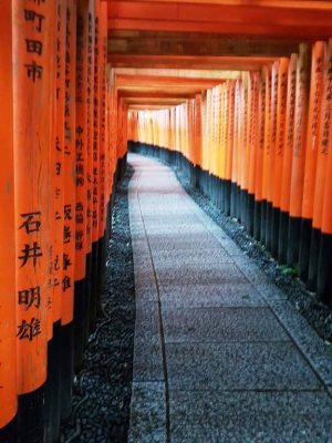 Der Fushimi Inari-Taisha