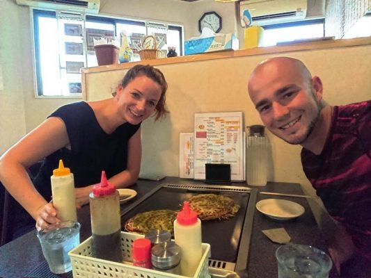 Surugamachi's Okonomiyaki